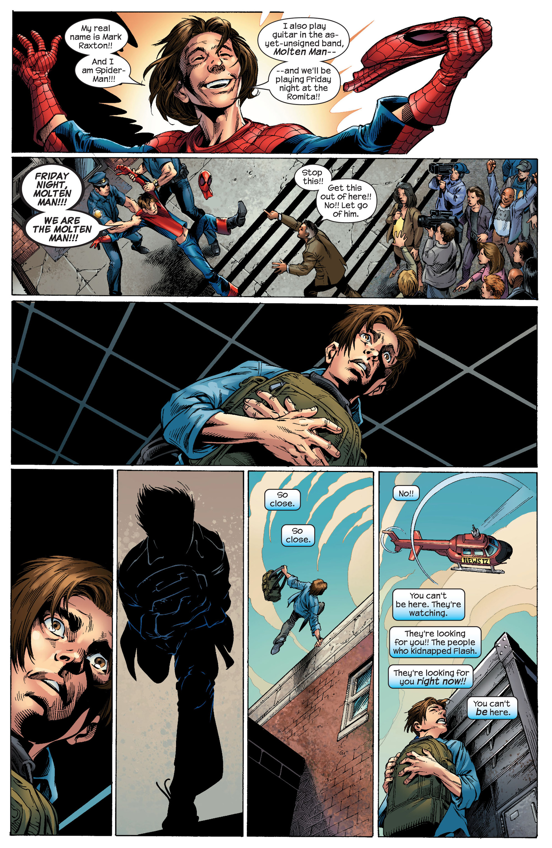Ultimate Spider-Man (2000) Issue #88 #92 - English 6