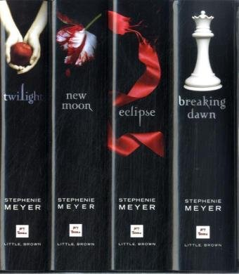 twilight book review Best known for her twilight series, stephenie meyer's four-book collection has sold over 100 million copies globally in over 50 countries, with translations in 37.