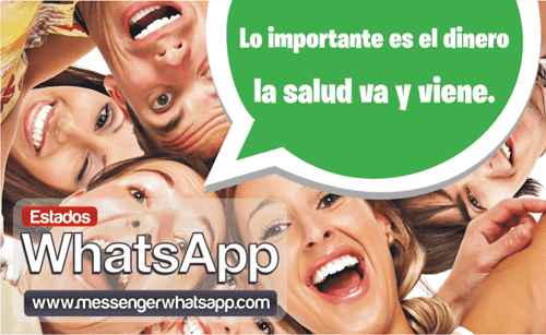 estados de humor para WhatsApp