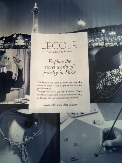 GEM ICONS: L'Ecole--Van Cleef & Arpels--