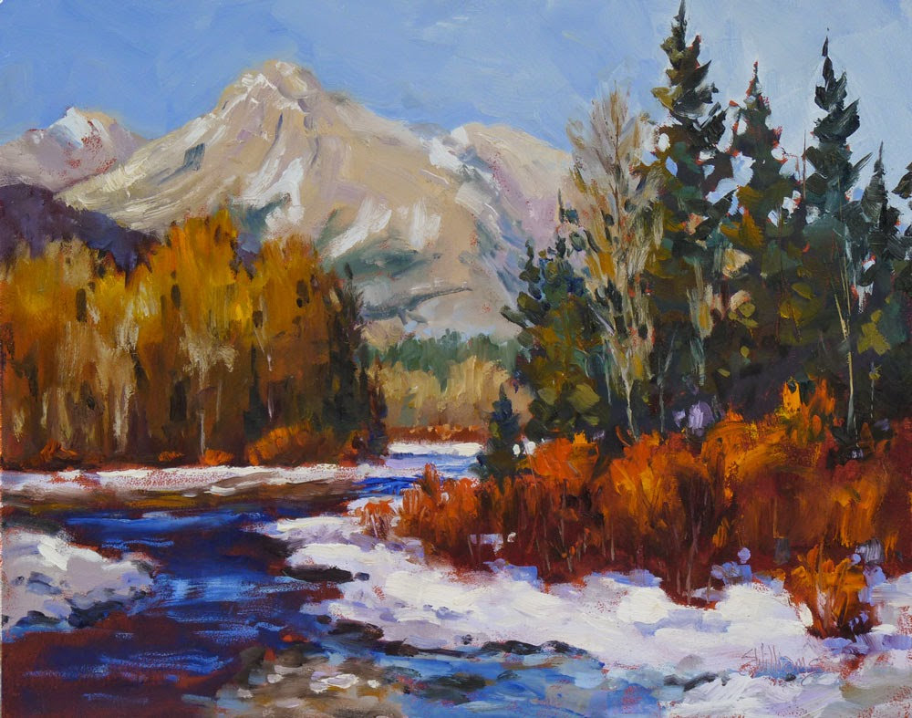 Sharon lynn williams 39 art blog catching up for Sharon williams paint