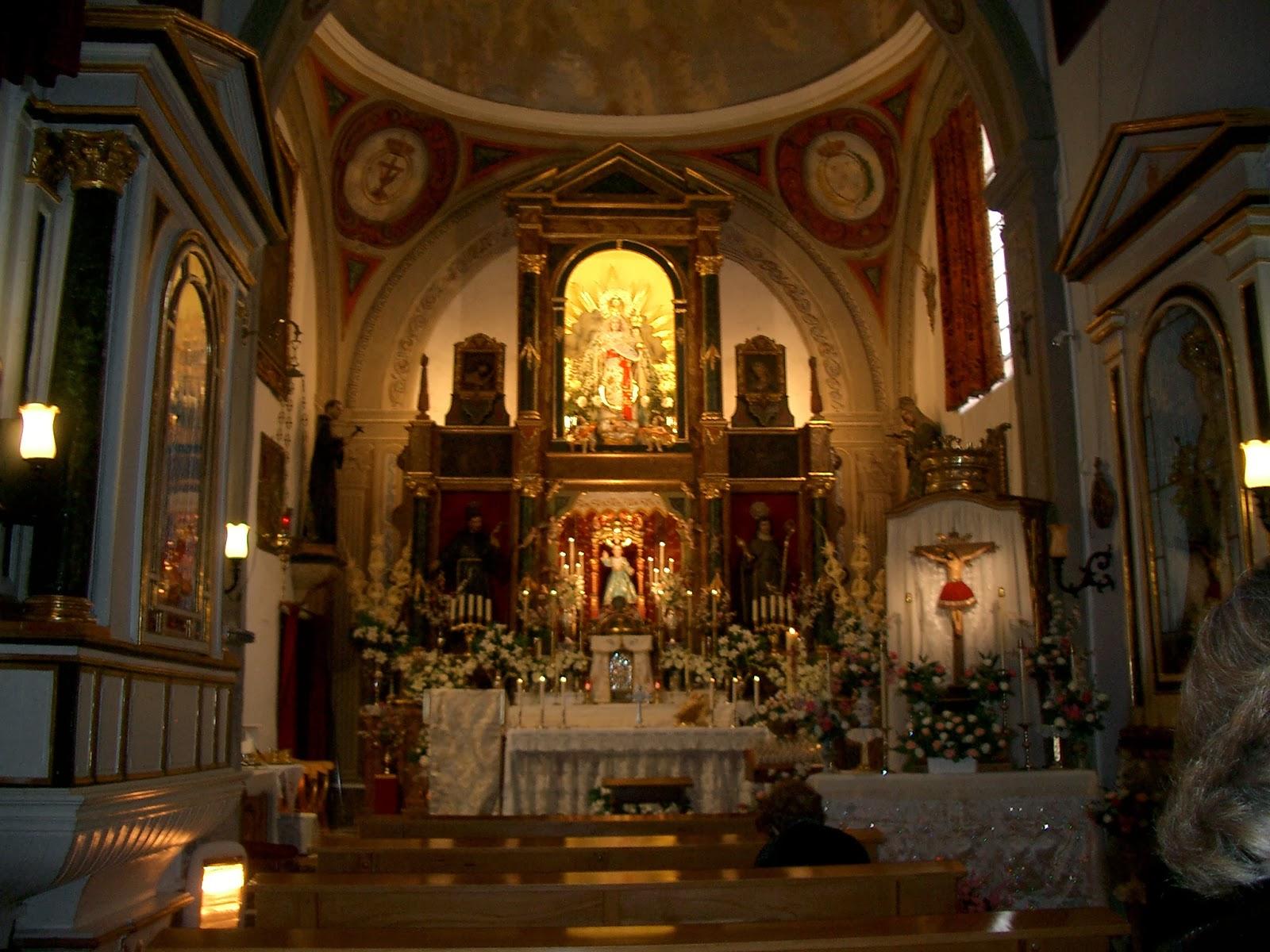 Granada no solo es la alhambra monasterios y conventos en - Los angeles granada ...