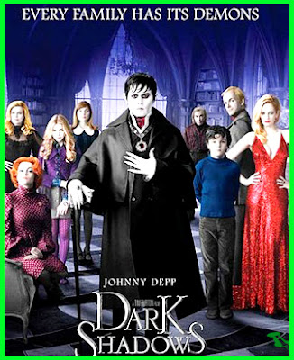Dark Shadows review 2012