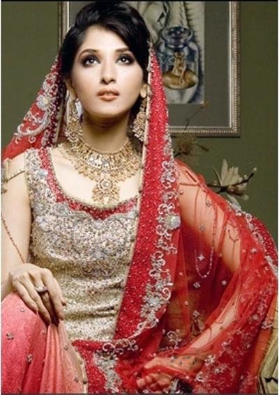 Wedding Dresses Karachi : Pakistani wedding dress style guide