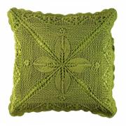 poszewka na poduszkę zielona elegancka