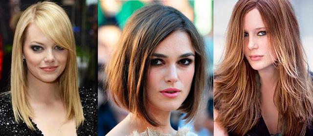 Cortes adequados para cada tipo de cabelo liso