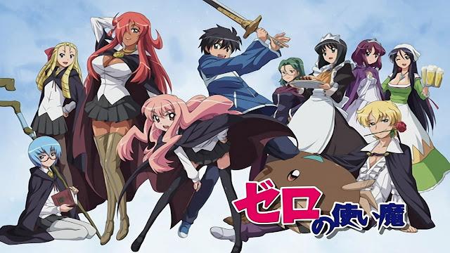 Zero No Tsukaima 1 Temporada