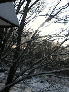 snowin' hard? yup