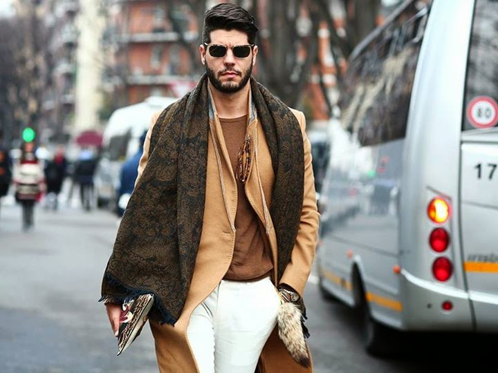 Men Fashion Trends (Three Pics)