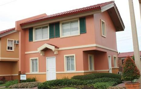 Drina Two Storey House in Camella Montserrat Lapu lapu