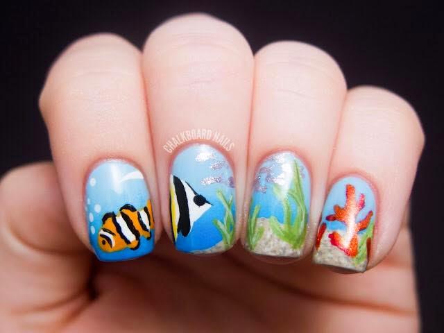 Four Nails Designs