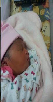 Baby Akeju: Vine Branch Ibadan's 1st IVF Baby
