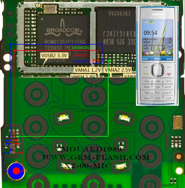 Nokia X2 00