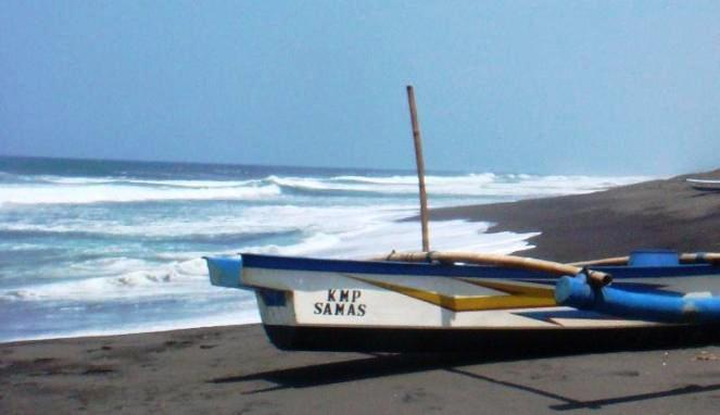 Wisata Pantai di Jogja Yogyakarta - Pantai Samas Bantul