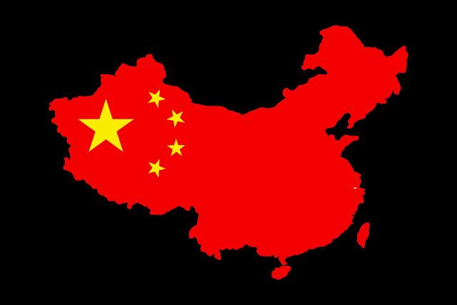 Ovni en china se presentan en publico!