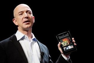 Kiat Sukses Jeff Bezos