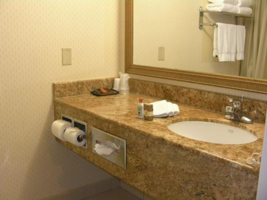 ROSE WOOD FURNITURE Bathroom Counter