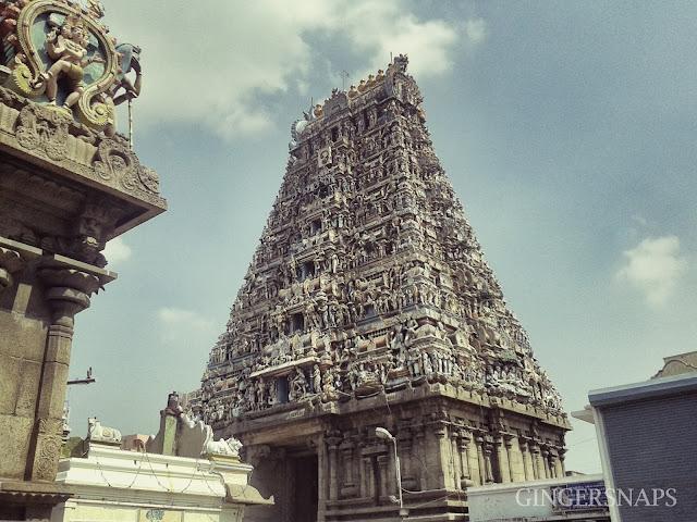 Chennai Kapaleeshwarar temple