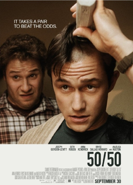 50/50 movie poster download