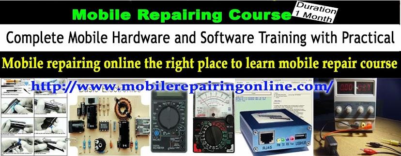Mobilerepairingonline  Mobile Repairing Diagram In Urdu