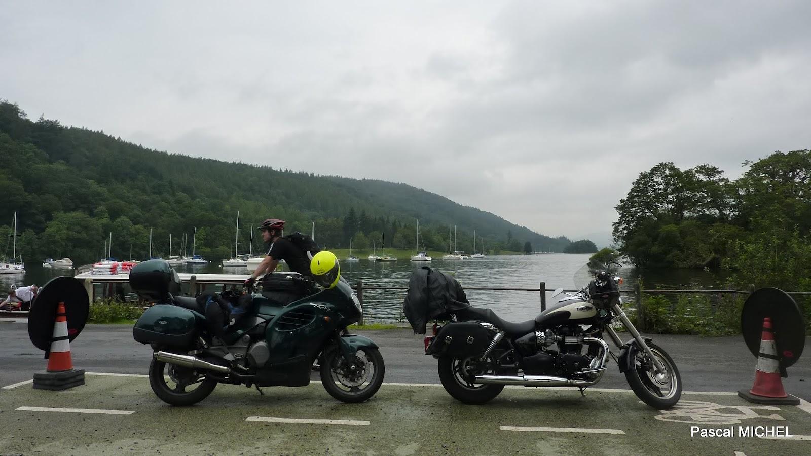 Evasion Motos Balade Dans Le Lake District Cumbria