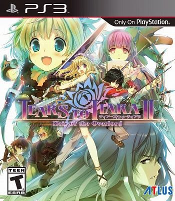 Tears to Tiara II: Heir of the Overlord – PS3