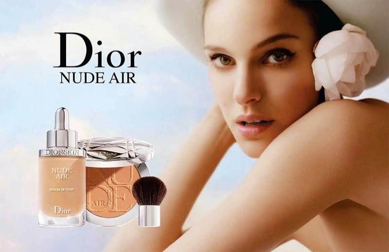 Makeup Dior ads catalog photo