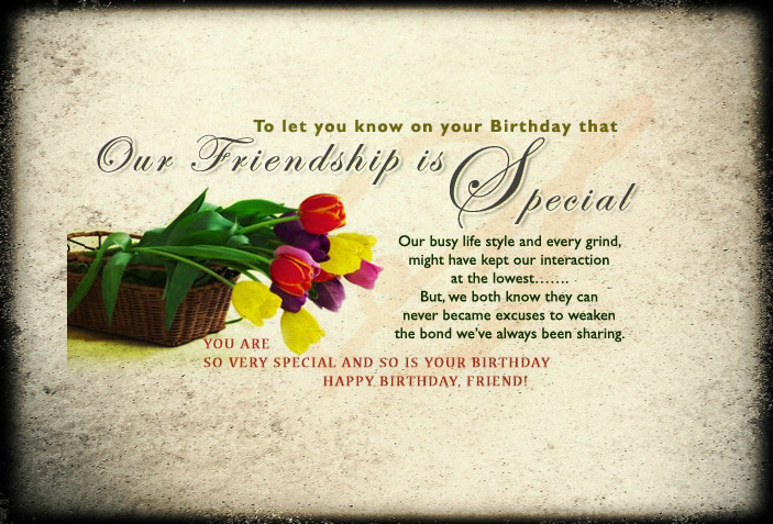 Special Happy Birthday Graphics Wishes Cards Festival Chaska Simple Happy Birthday Wishes For A Friend