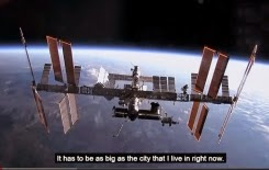 A Message to Space