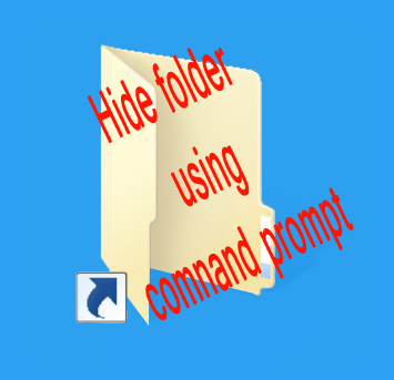 How To Hide Or Unhide Files, Folders, Secret Data By Using Command Prompt (CMD) | Best Trick For Hiding Files And Folder