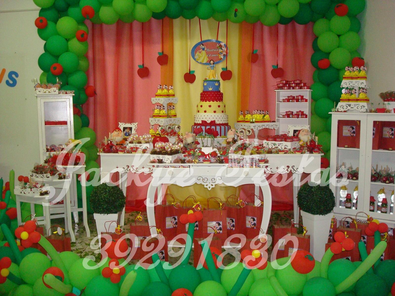 decoracao festa infantil branca de neve provencal : decoracao festa infantil branca de neve provencal:BRANCA DE NEVE DECORAÇÃO PROVENÇAL