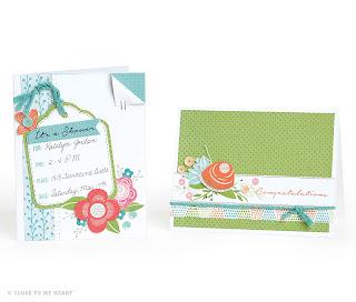 CTMH Blossom Cards