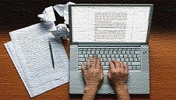 Posting Artikel Pendek di Blog, Salahkah?