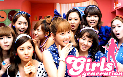 Wallpaper SNSD