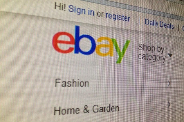 Ebay Network Hacked