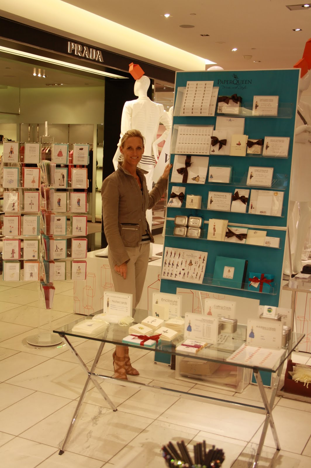 Holt Renfrew Pop Up Shop Mothers Day