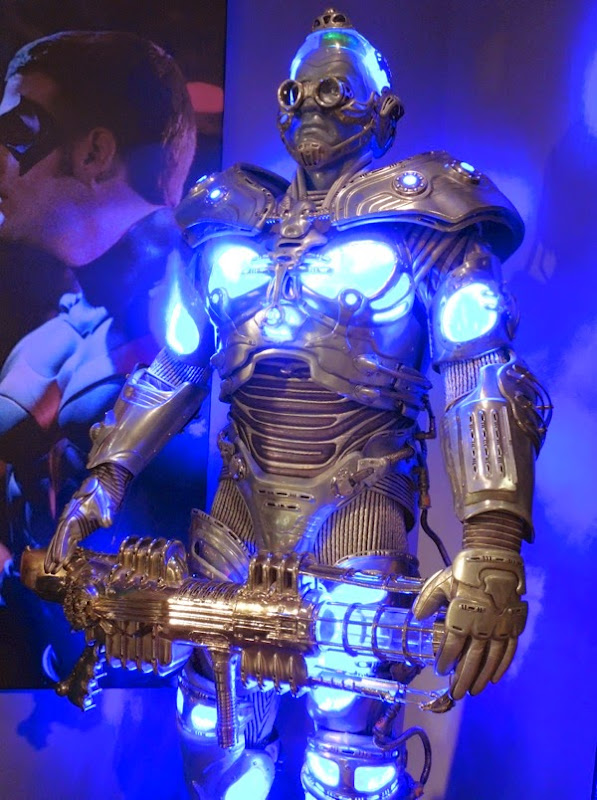 Mr Freeze suit of armour Batman Robin movie