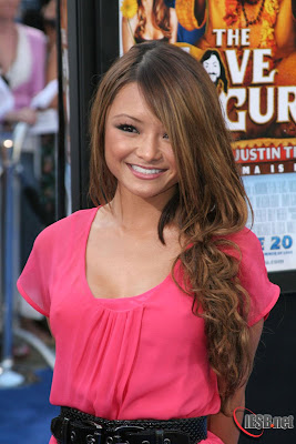 Tila Tequila Sweet Smile in Pink Shirt