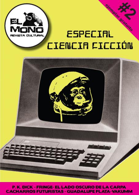 Portada revista El Mono