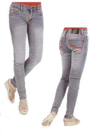 Celana Jeans Wanita Hn 5132 Zxshop Onlineshop