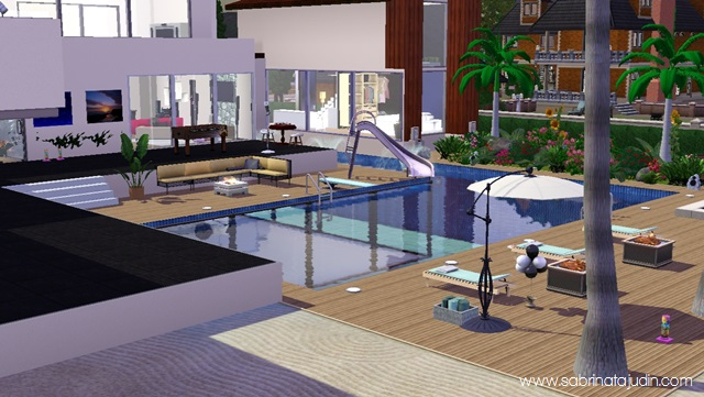 The Sims 3 | My House | Sabrina Tajudin | Malaysia Beauty ...