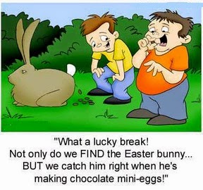 Funny Easter Bunny Jokes