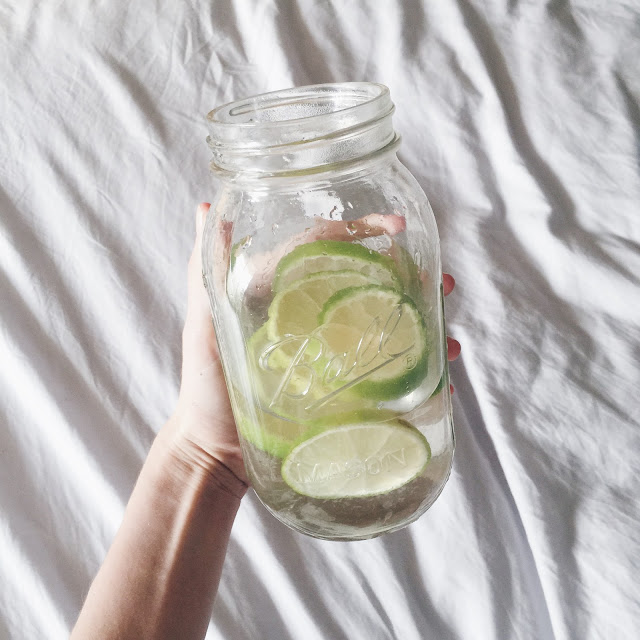 lemon water detox cleanse
