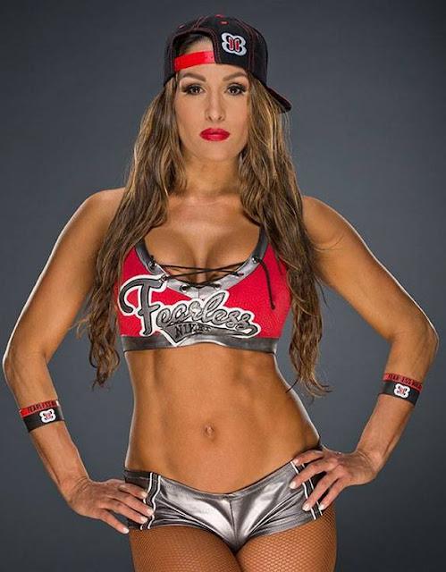 WWE Divas Champion Nikki Bella
