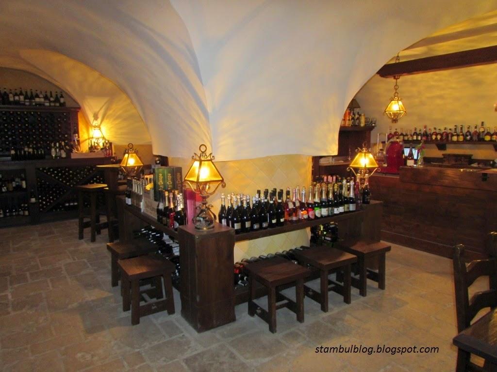 Дом Подзноева винные погреба