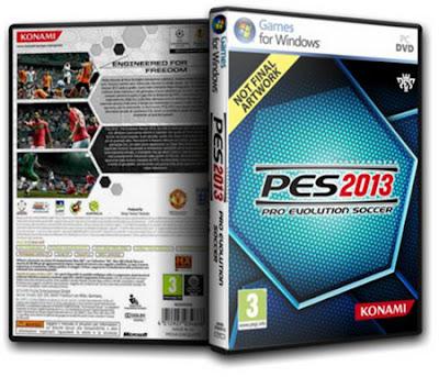 Free Download Game Pro Evolution Soccer (PES) 2013