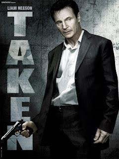 Liam Neeson, movie, 2008, taken, maggie grace, crime, thriller, action, tapandaola111