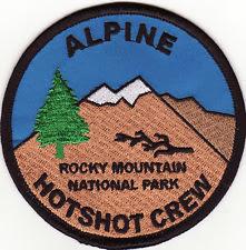 Alpine Interagency Hotshot Crew logo