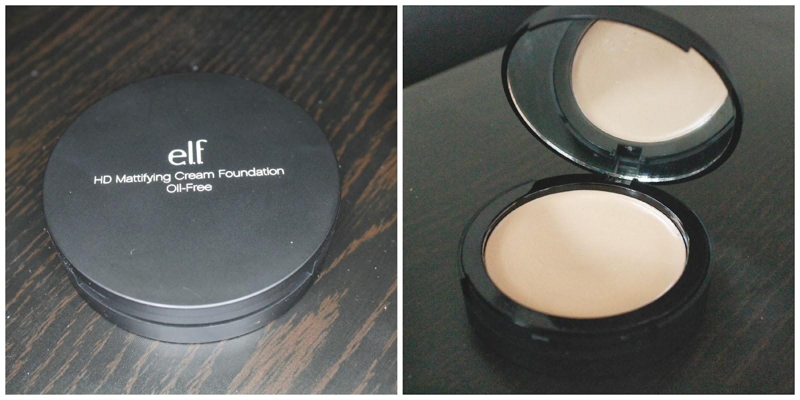Makeup Fashion Royalty Review Elf Studio Hd Mattifying Cream Cosmetics Foundation