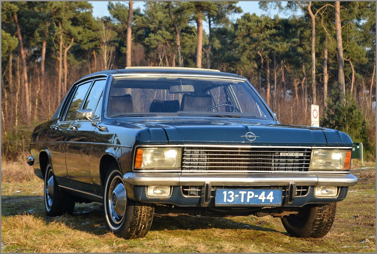 Opel admiral 2800 s 1972